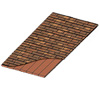 Cedar Shakes roof over tongue & groove