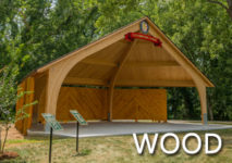 Link To Wood Shelters